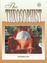 Theosophist Cover Volume 131 Number 02