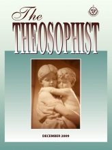 Theosophist Cover Volume 131 Number 03