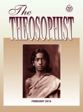 Theosophist Cover Volume 131 Number 05