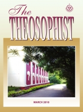 Theosophist Cover Volume 131 Number 06