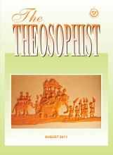 Theosophist Cover Volume 132 No 11