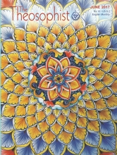 Theosophist Cover Volume 138 Number 09