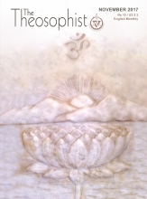 Theosophist Cover Volume 139 Number 02