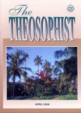 Theosophist Apr 2008 Cover Image