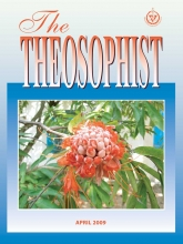 Theosophist Apr 2009 Cover image