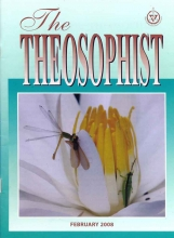Theosophist Feb 2008 Cover Image