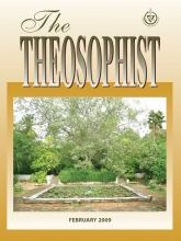 Theosophist Feb 2009 Cover image