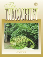 Theosophist Jan 2009 Cover image