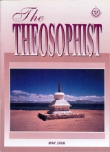 Theosophist May 2008 Cover Image
