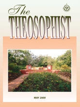 Theosophist May 2009 Cover image