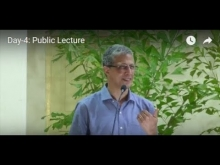 Embedded thumbnail for Day-4: Public Lecture
