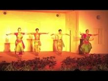 Embedded thumbnail for Adyar Convention 2015 - Bharatanatyam